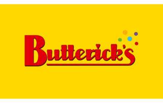 Butterick's väljer Retain24s presentkortssystem!