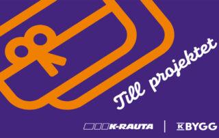 K-Rauta väljer Retain24s presentkortssystem